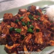 Mapo Tofu麻婆豆腐