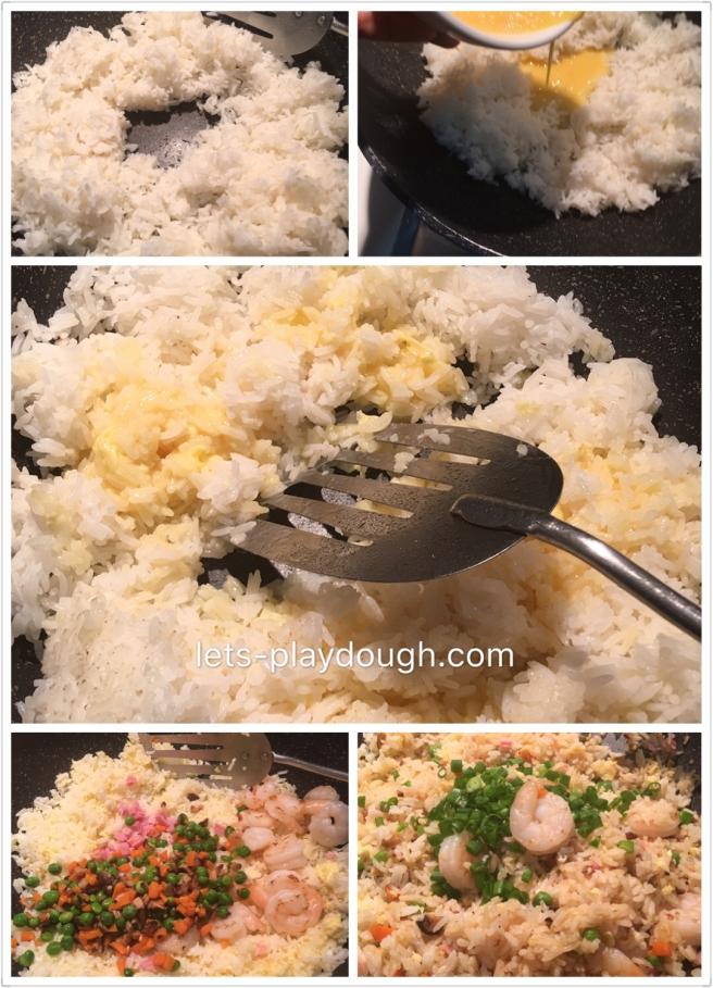 fry rice