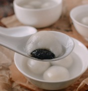 Chinese Glutinous Rice Dumplings (Yuan Xiao Dumplings) 元宵