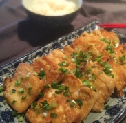 Breaded Fried Tofu锅塌豆腐