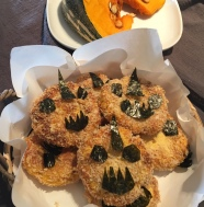 Chinese Pumpkin Pastry