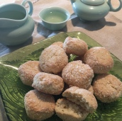 Amaretti Cookies意大利杏仁饼