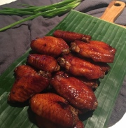 Consort's Chicken Wings