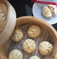 Chinese Pao 猪肉白菜包