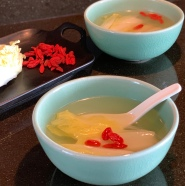 Steamed Napa Cabbage in Supreme Soup开水白菜