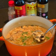 Sweet and Sour Soup 酸辣汤
