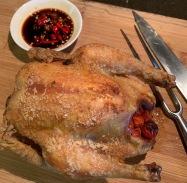 Crispy Roasted Chicken脆皮鸡