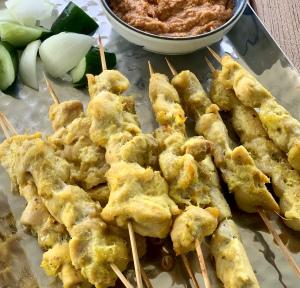 Chicken Satay沙爹鸡肉串