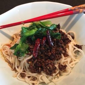 Sichuan Dandan Noodles担担面