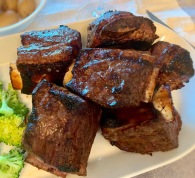 Barbecued Bone-in Short Ribs