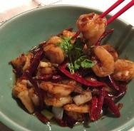 Kung Pao Shrimps宫保虾球