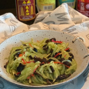 Stem Lettuce Salad凉拌莴笋