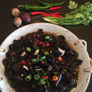 Woodear Mushroom Salad捞汁黑木耳