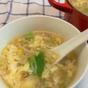 Chicken Corn Soup 鸡茸玉米羹