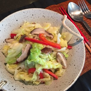 Chinese Cabbage Salad凉拌莲花白