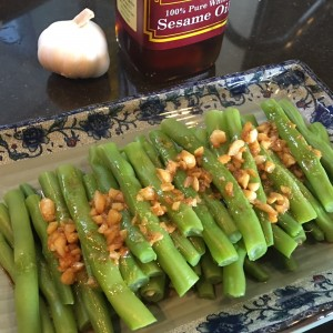 French Bean Salad凉拌四季豆