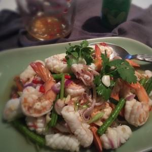 Fisherman Salad泰式海鲜沙拉
