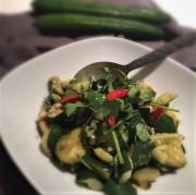 Smashed Cucumber Salad拍黄瓜