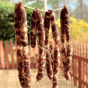 Chinese Air-dried Sausages 家常香肠