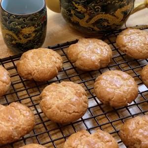 Chinese Walnut Cookies核桃酥