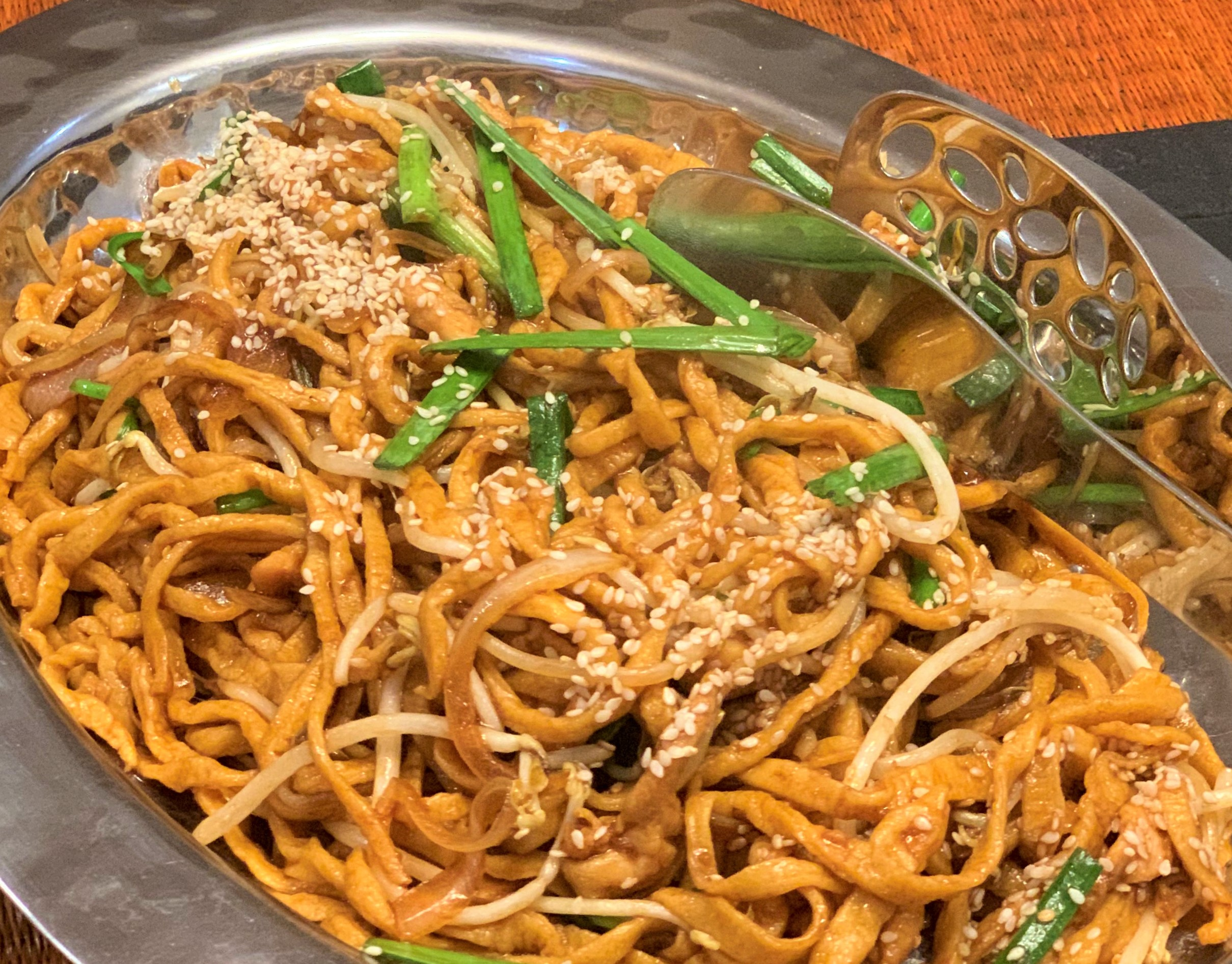 Supreme Soy Sauce Fried Noodles豉油皇炒面chǐ yóu huáng chǎo miàn