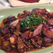 Fish-fragrant Eggplant鱼香茄子