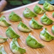Jade Dumplings 翡翠水饺